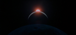 1.Sunrise in Space