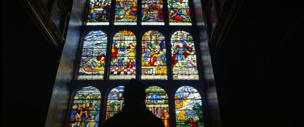 54.Stained Glass Window