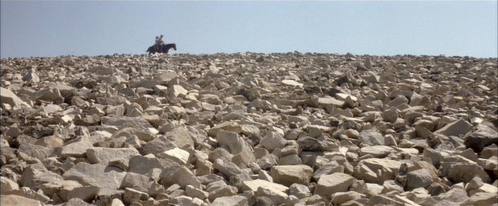 30.Across Rocks