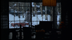 50.Snowy Window