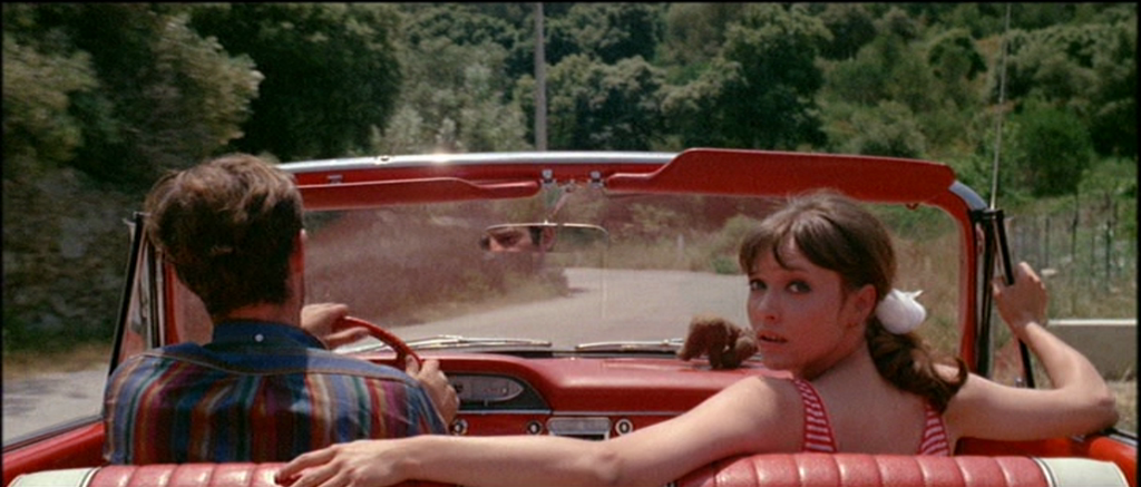 Image result for pierrot le fou