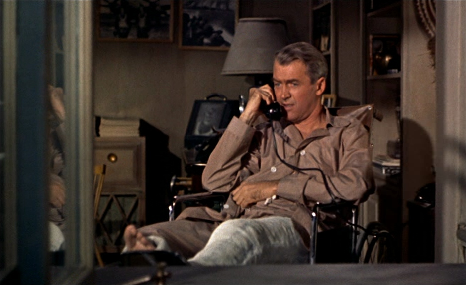 Rear window filmgrab - La finestra sul cortile remake ...