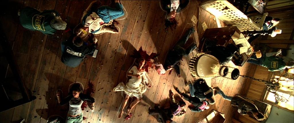 Experimental Film Making Chelsea Kill Bill Cinematography