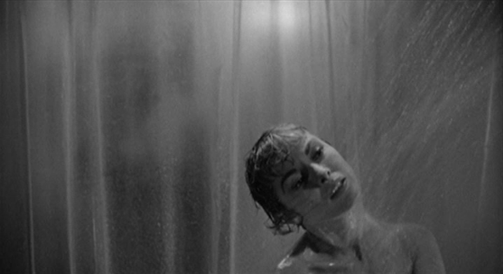 shower scene psycho 1960 1960 psycho 1963 the birds 1964 marnie 1966 torn the first thing other than the main theme that people will probably think of is the celebrated shower scene.