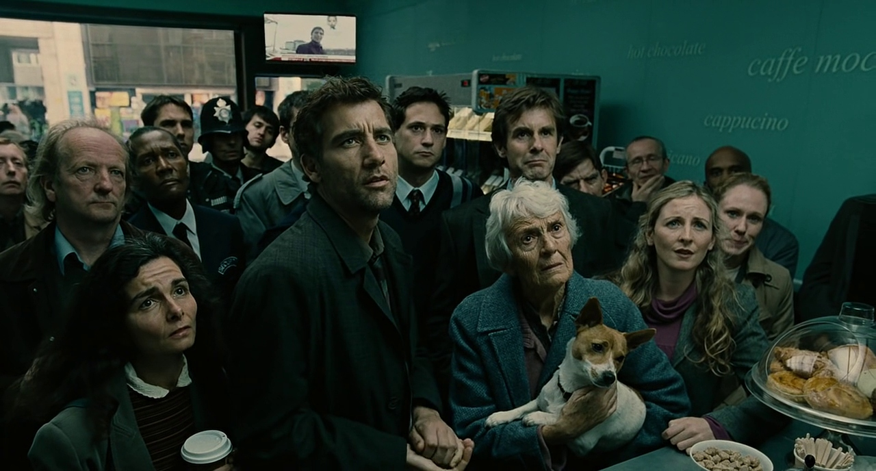 Dialogic Cinephilia: Children of Men (Japan/UK/USA: Alfonso