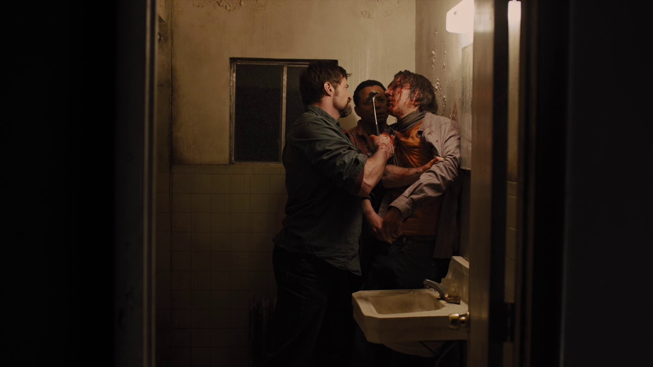 Prisoners filmgrab for Bathroom scenes photos