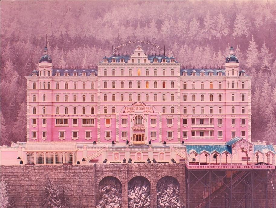 Grand Budapest Hotel Edward Norton