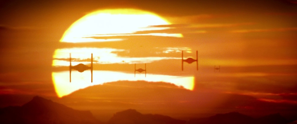 Star Wars: The Force Awakens | FilmGrab